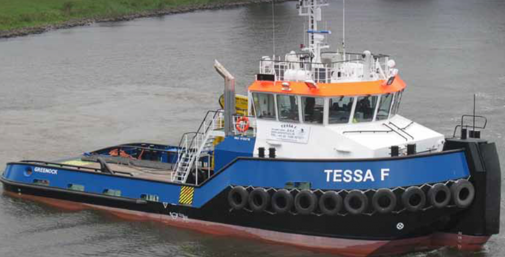 Tessa F GssPlant Multicats Shoalbusters EuroCarriers